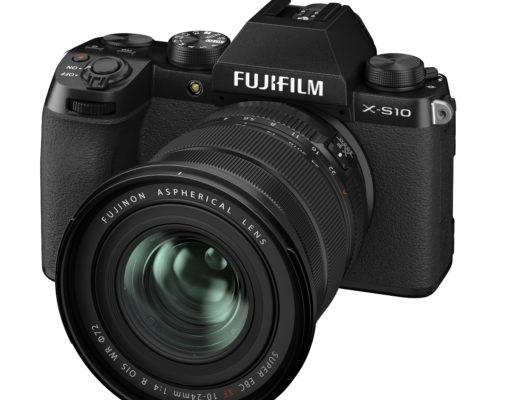 Fujifilm Introduces X-S10 Mirrorless Digital Camera 8