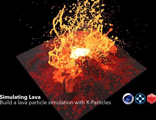 Simulating Lava
