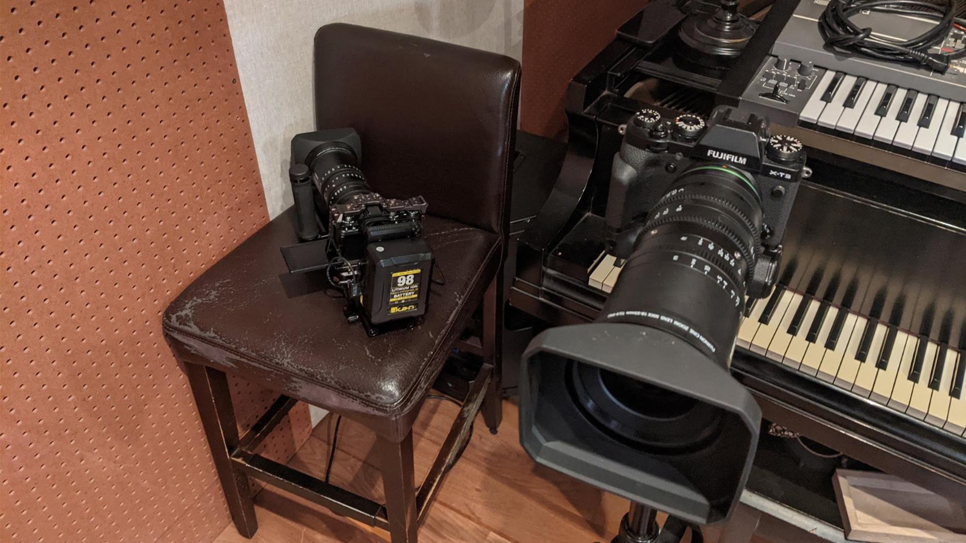 Cinema Capabilities of Fujifilm Cameras 32