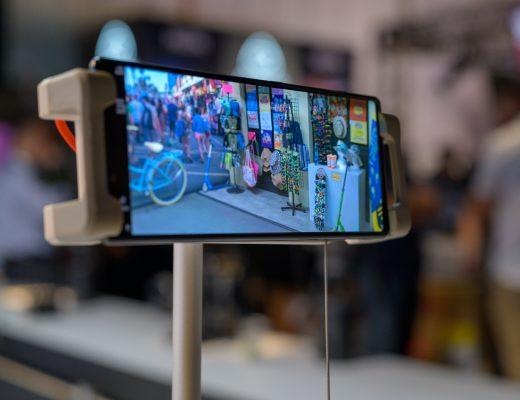 Cine Gear 2019: Sony Xperia1, a wireless VENICE monitor?