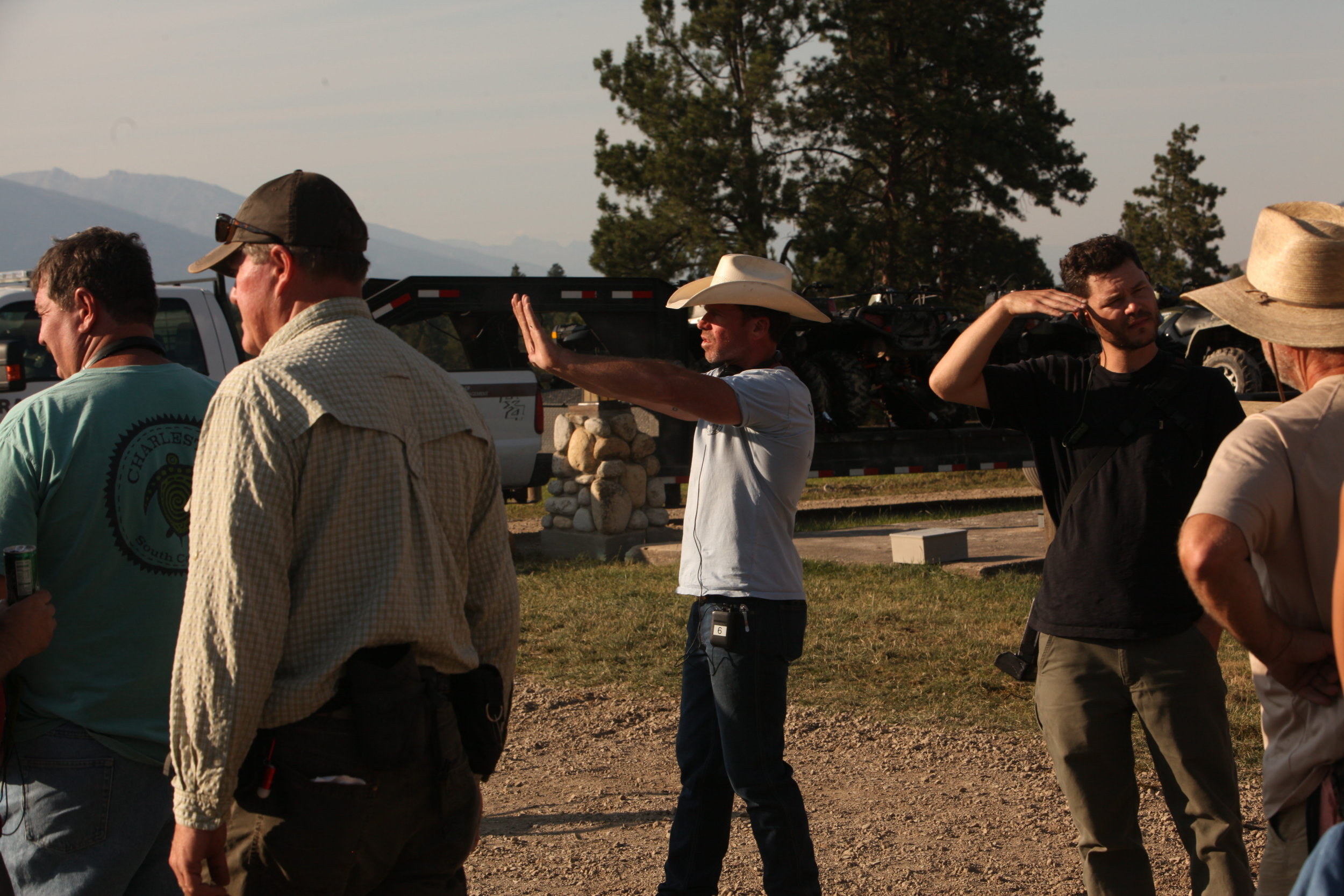 """ART OF THE CUT with the editors of """"Yellowstone"""" 19"""
