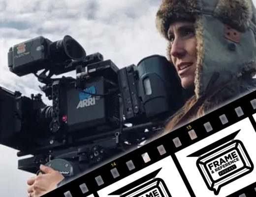 """Jessica Young, DP of """"What Drives Us"""" // Frame & Reference Ep. 30 1"""