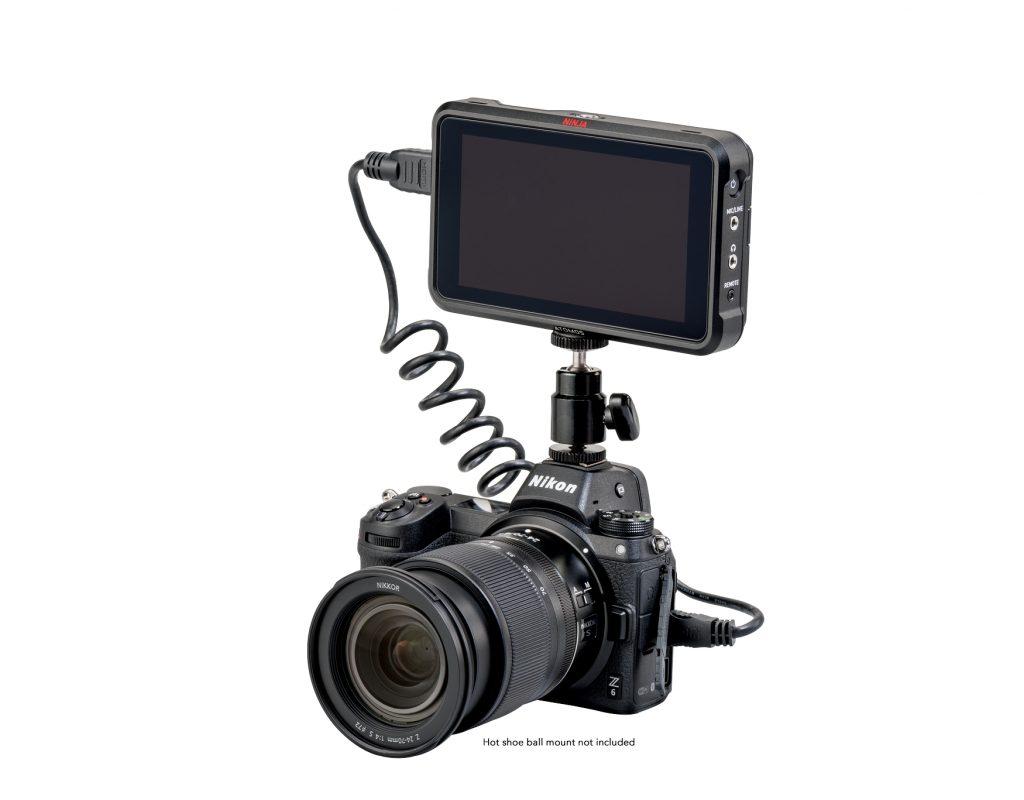 Nikon Z7 and Z6 Get Atomos ProRes RAW Recording 1