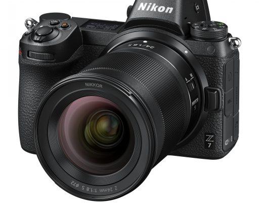Nikon Announces The Nikkor Z 24mm F/1.8 S Prime Lens