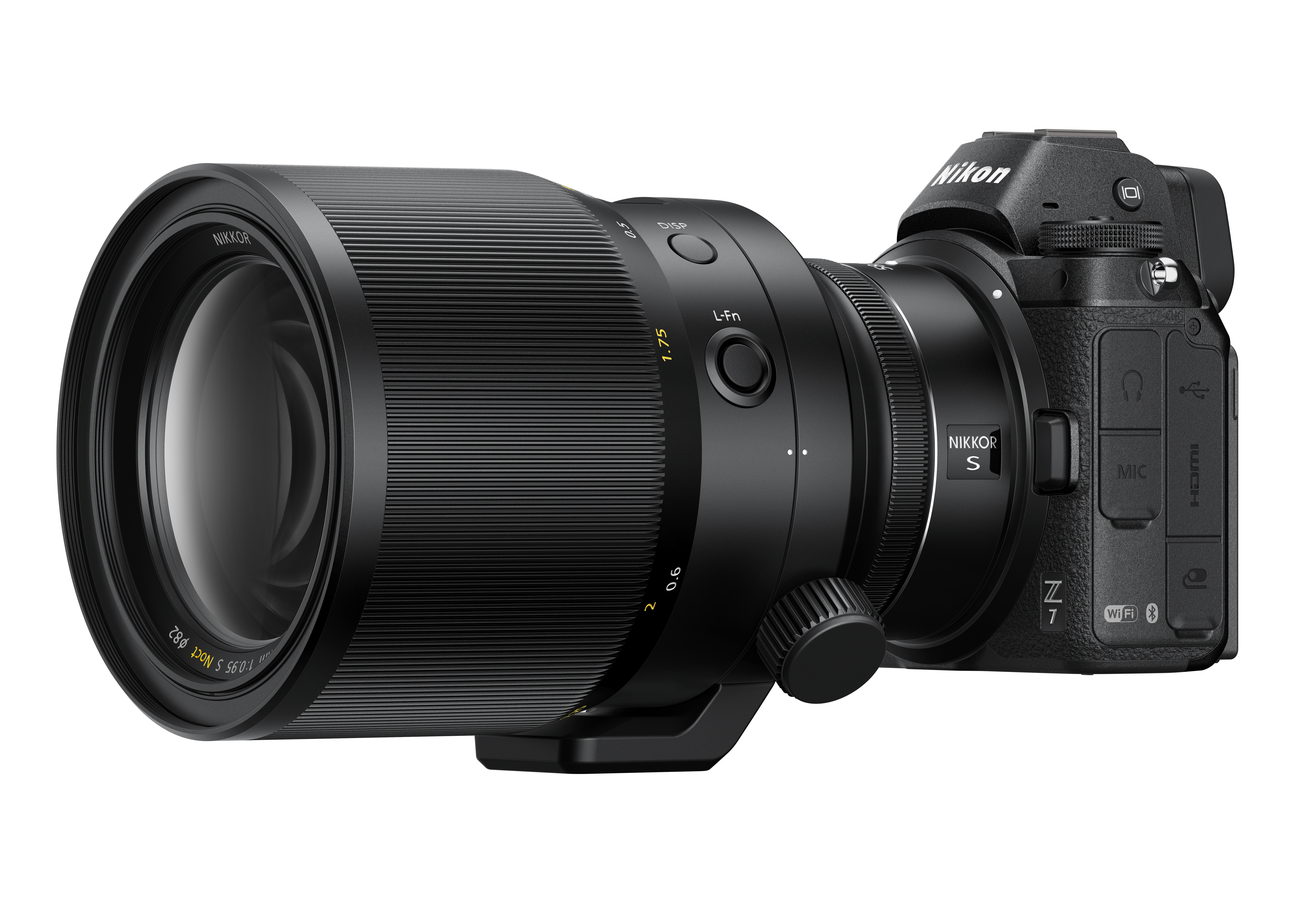 Nikon Releases Their Fastest Lens: The NikkorZ 58mm f/0.95 S NOCT 1