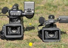 Review: Sony HVR-Z7 & HVR-S270 1/3″ 3-CMOS HDV camcorders