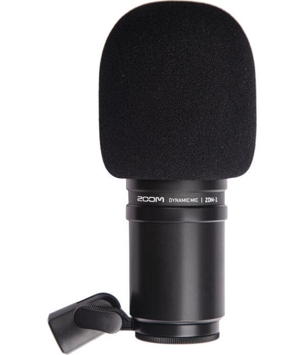 Review: Zoom ZDM-1 dynamic studio microphone or kit 1
