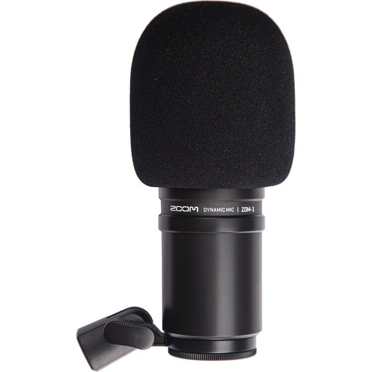 Review: Zoom ZDM-1 dynamic studio microphone or kit 5