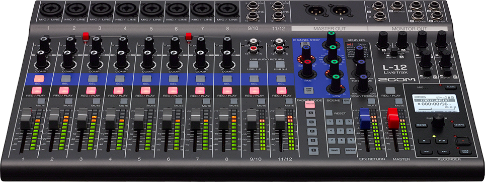 RØDECaster Pro-an unappreciated gem for LIVE production 17