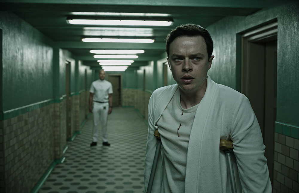 "ART OF THE CUT with ""Cure For Wellness"" editor 5"