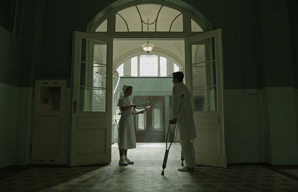 "ART OF THE CUT with ""Cure For Wellness"" editor 9"