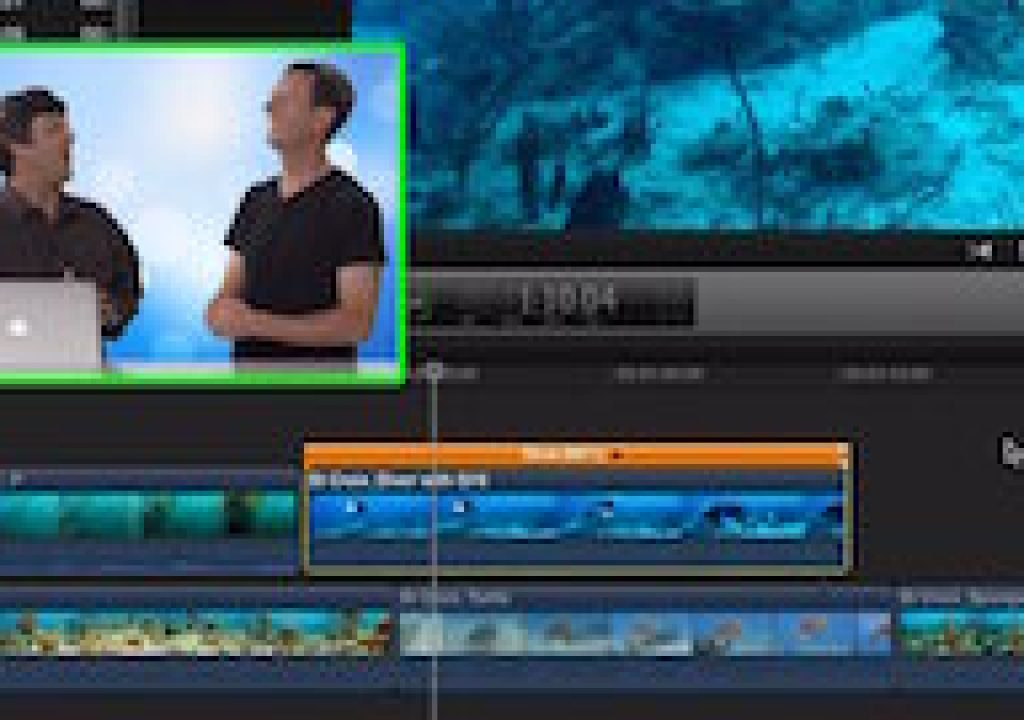 Back-timing and Retiming in Final Cut Pro X 1