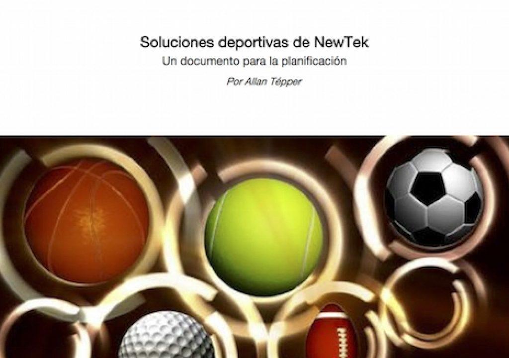 Sports Solutions white paper for NewTek LatAm/EMEA 7