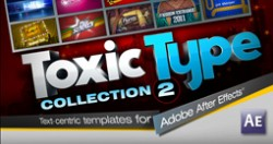 Demand Drives All-New Toxic Type® 2 Animations From Digital Juice 1