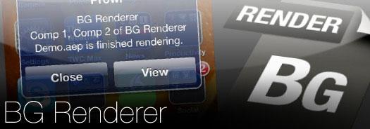 BG Renderer 2.0 3