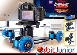 Raise the Production Quality of Your Footage With All-New Orbit Junior 3