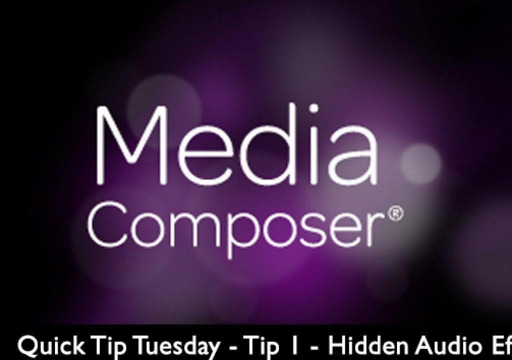 Avid Quick Tip Tuesday - Tip 1 1