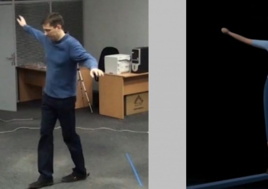 Connecting People with the Possibilities of Motion Capture Technology 9
