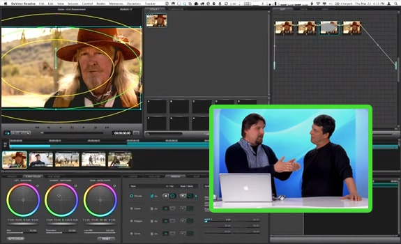 Getting Started with DaVinci Resolve 1
