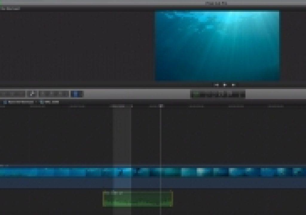 Final Cut Pro X: slipping audio without detaching it 1