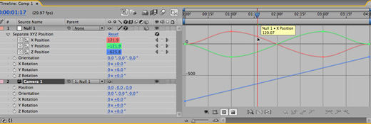 Camera Control, Part 2: Graph Editor & Dolly Rigs 1