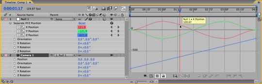 Camera Control, Part 2: Graph Editor & Dolly Rigs 11
