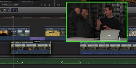 Flexible Connections in Final Cut Pro X 1