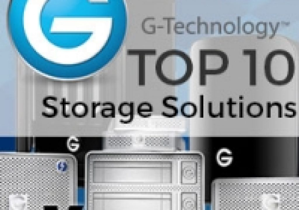 Videoguys Top 10 G-Technology Storage Solutions 1