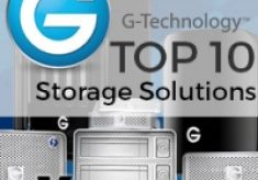 Videoguys Top 10 G-Technology Storage Solutions