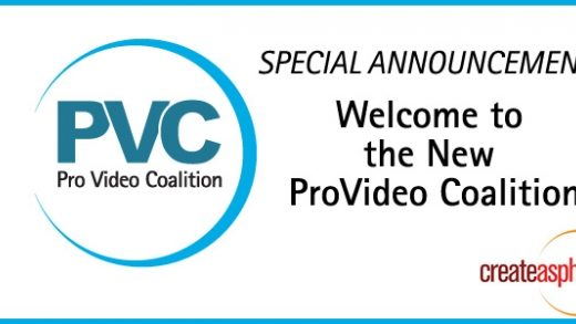 Welcome to the New ProVideo Coalition 4