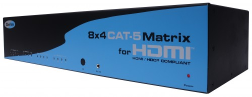8x4 CAT-5 HDMI Matrix from Gefen 1