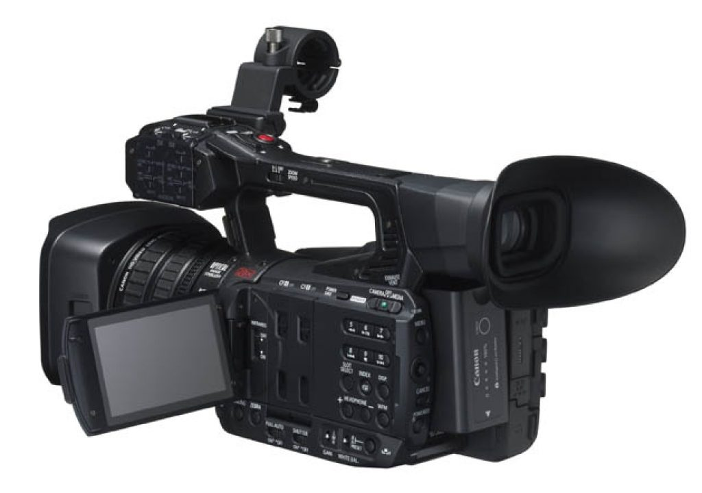 Canon Unveils XF200 & XF205 Professional Camcorders 11