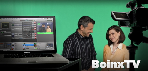 "BoinxTV: ""Say goodbye to post-production"" 2"