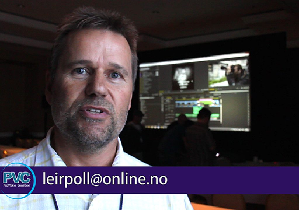 Premiere Pro World Conference: Jarle Leirpoll 1