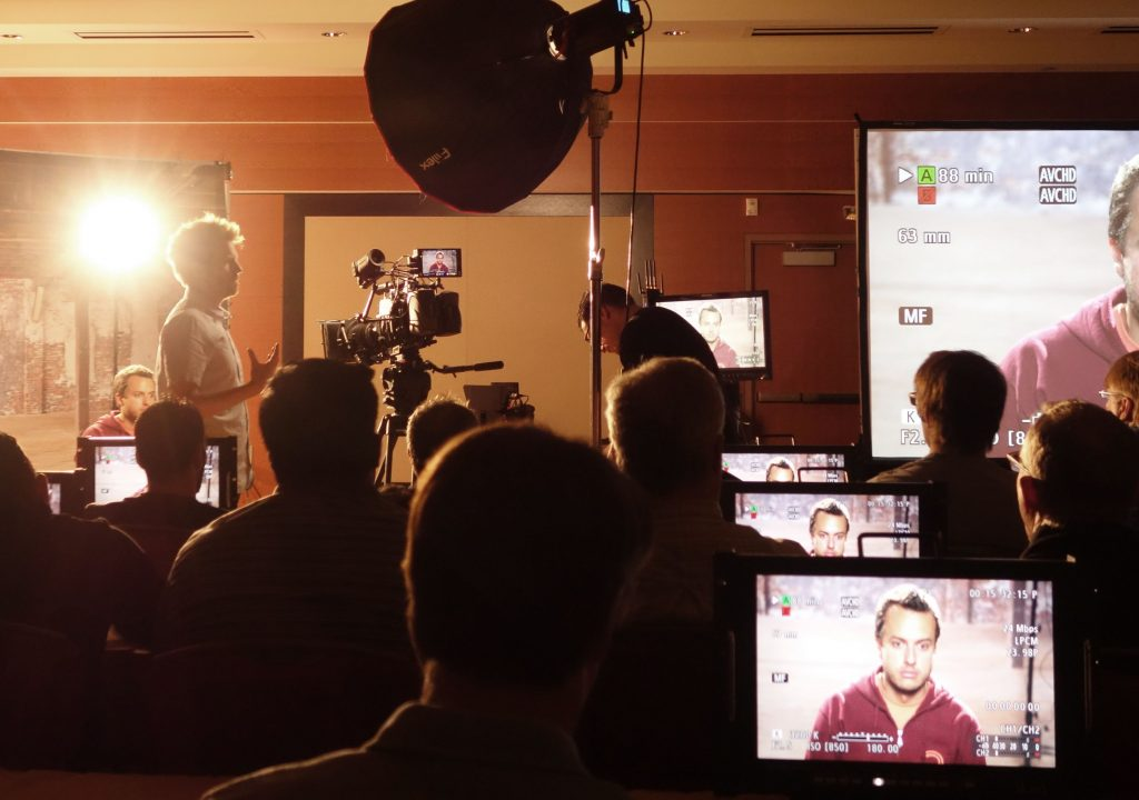 Experiencing Alex Buono's Visual Storytelling 2 Tour 1