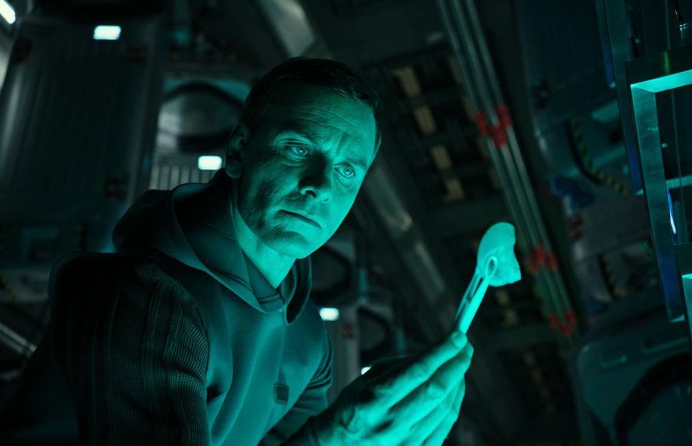 ART OF THE CUT on Ridley Scott's Alien: Covenant 17