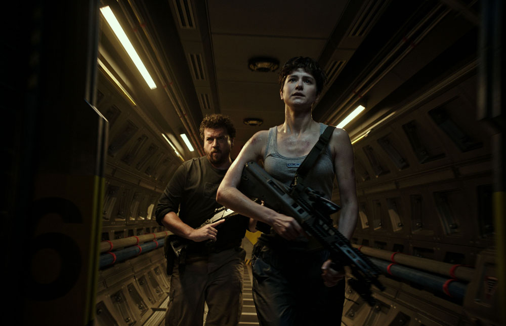 ART OF THE CUT on Ridley Scott's Alien: Covenant 11