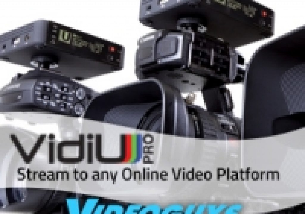 Teradek VidiU Pro - The Must Have Tool for Professional Live Streaming 1