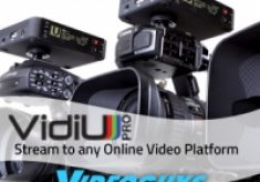 Teradek VidiU Pro – The Must Have Tool for Professional Live Streaming