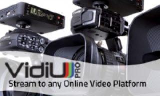 Teradek VidiU Pro – The Must Have Tool for Professional Live Streaming