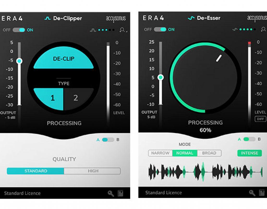 Accusonus ERA 4 bundles: single-knob audio cleaning and noise reduction 5