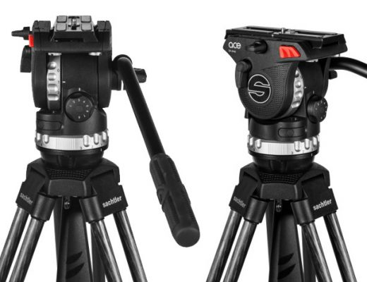 Sachtler introduces Ace XL Fluid Head