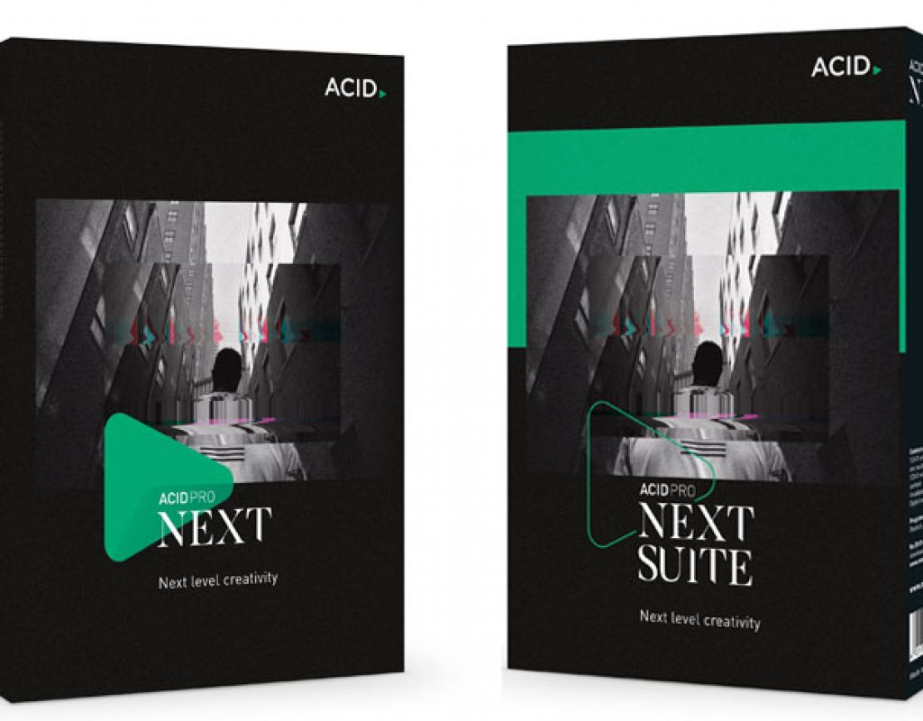 ACID Pro Next nominated for NAMM 2020 TEC Award