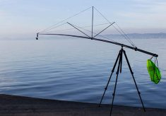 KAMKOP Action JIB: a Crane for Action Cameras