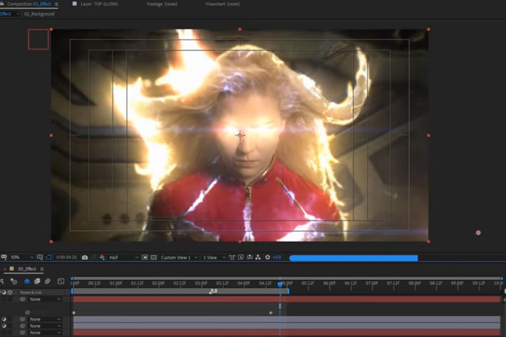 Red Giant Cheap Tricks: creating VFX similar to Alladin or Captain Marvel