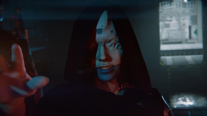 Director Neill Blomkamp uses Unity to create new ADAM short films