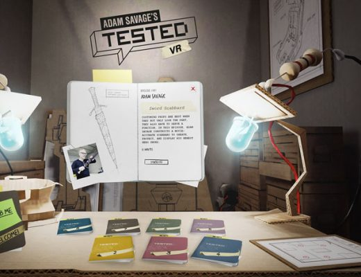 Adam Savage's Tested VR: the production of a virtual journey for Oculus headsets 27