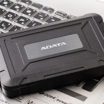 ADATA ED600: an external hard drive enclosure to protect your HDD or SSD