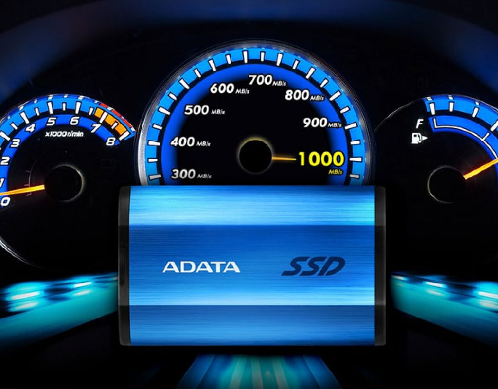 ADATA SE800: external SSD reaches read/write speeds of up to 1000 MB/s 1