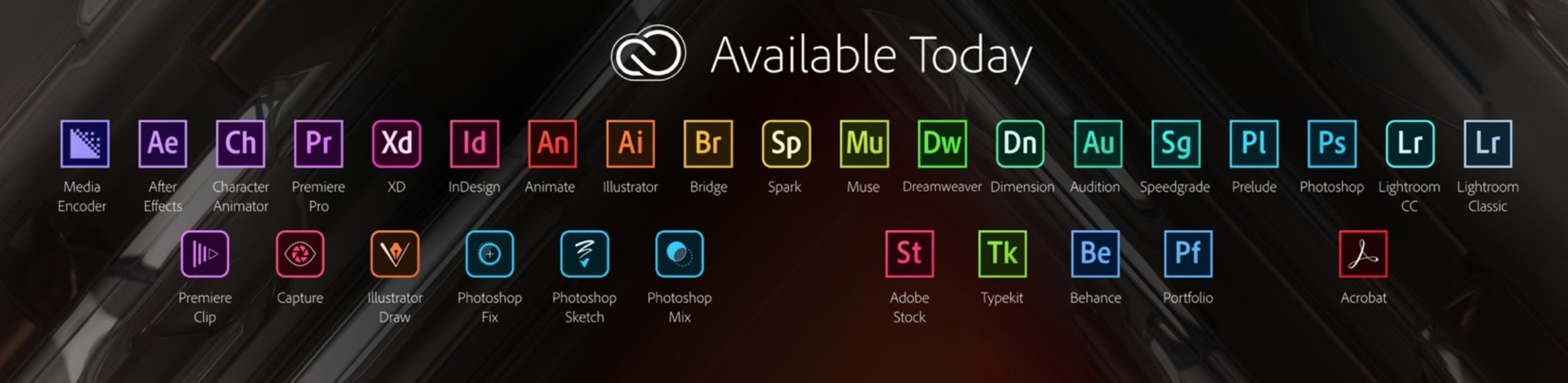 Adobe updates everything at MAX ... including the price for some of us 7
